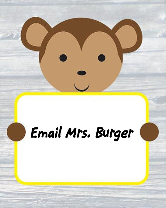 Email Mrs. Burger